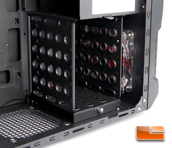 GMC H-80 ATX Mid-Tower Gaming PC Case Review - Page 4 of 6 ...