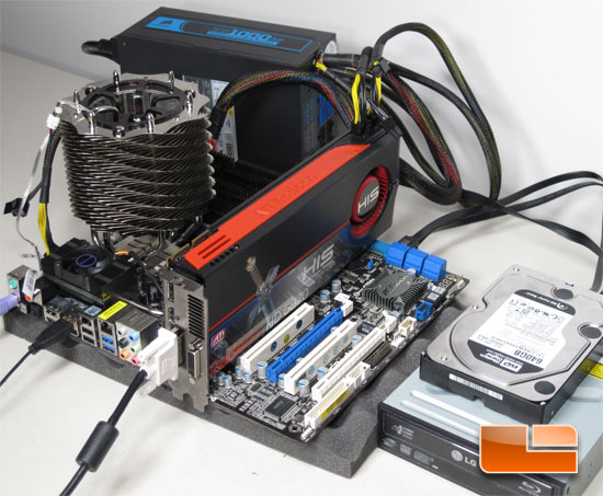 ASRock X58 Extreme3 Test Bench