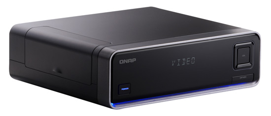 QNAP NMP-1000 Network Media Player Review