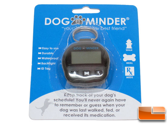 Cool Tech For Your Pet: Dog-e-Minder Review