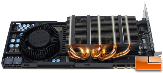 NVIDIA GeForce GTX 470 Video Card HSF
