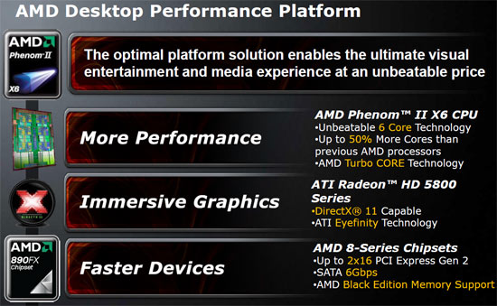 AMD Phenom II X6 1055T Performance Review