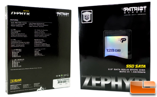 Zephyr BOX