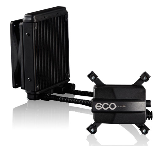 CoolIt ECO A.L.C. CPU Cooler