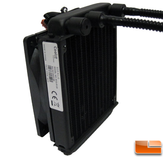 CoolIt ECO A.L.C. CPU Cooler radiator