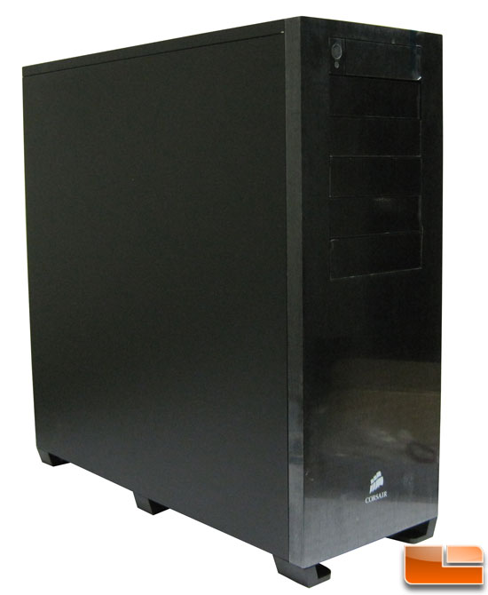 Corsair Obsidian 700D safe and sound