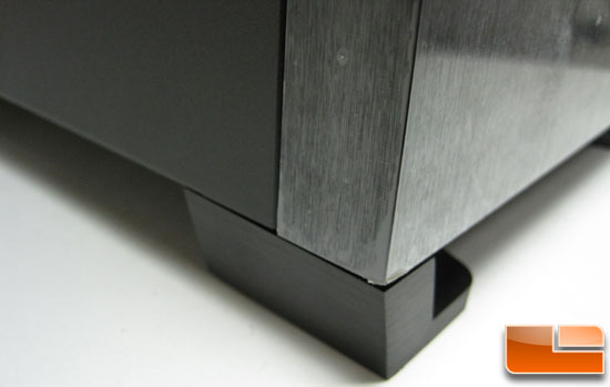 Corsair Obsidian 700D front panel protection