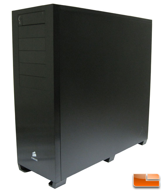 Corsair Obsidian 700D right panel