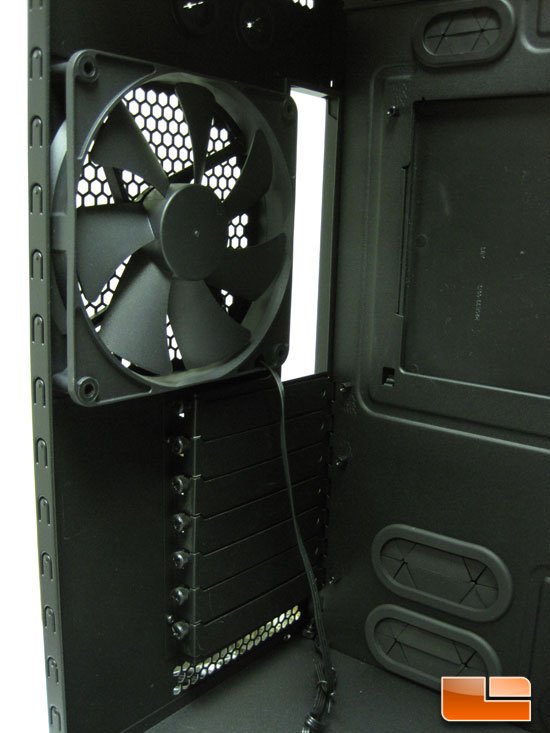 Corsair Obsidian 700D expansion slots