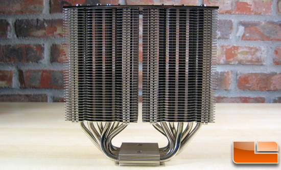 Prolimatech Armageddon 6-Heatpipe CPU Cooler Review