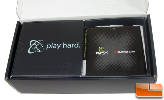 XFX Radeon HD 5770 Retail Box Opened
