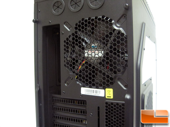 Cooler Master HAF X rear exhaust fan