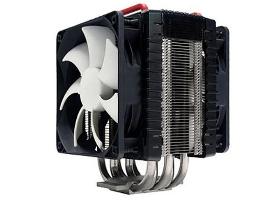 Thermaltake Frio Overclocking CPU Cooler Review