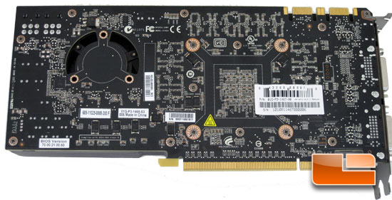 EVGA GeForce GTX 465