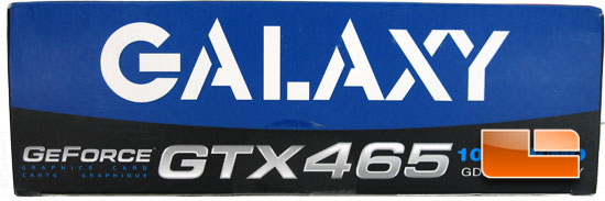 Galaxy Geforce GTX 465