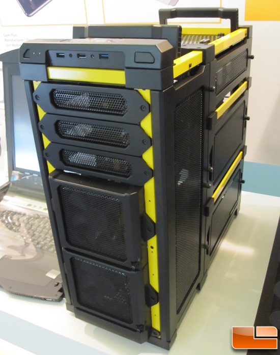Antec Lanboy Air PC Case