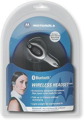 Motorola HS-810 Headset