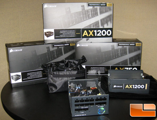 Corsair AX 1200W Power Supply