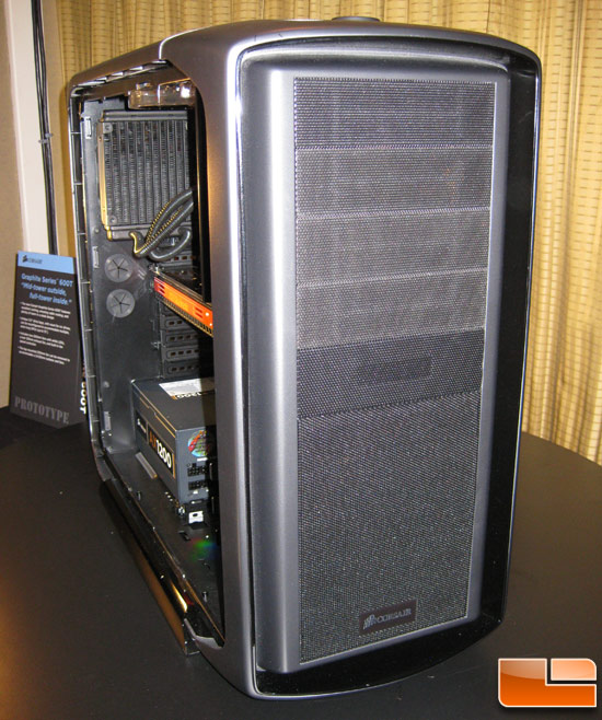 Corsair Graphite 600T PC Case
