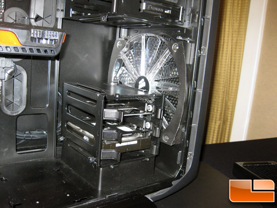Corsair Graphite 600T PC<br /> Case