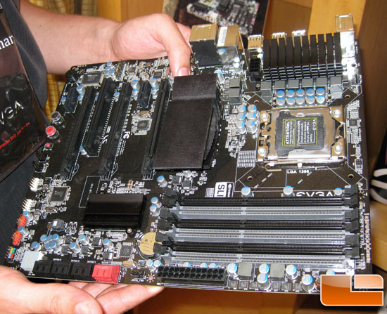 EVGA Classified Motherboard
