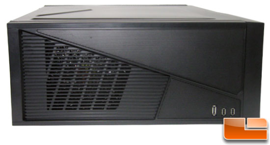 The Top of The Thermaltake Armor A90 Gaming Chassis