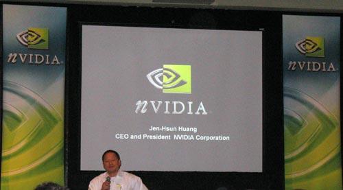 Nvidia Editors Day