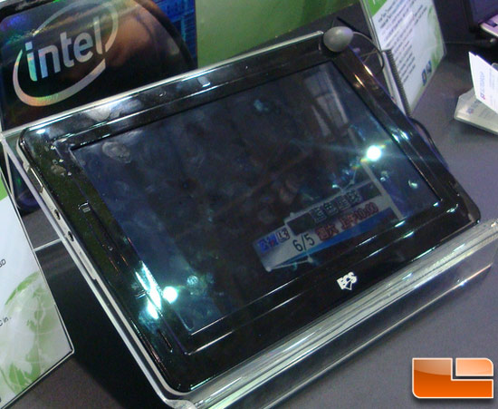 ECS  Tablet PC