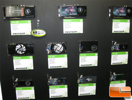 ECS GeForce Video Cards