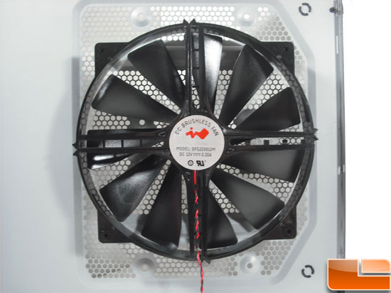 InWin Griffin Case Inside 22 CM Fan