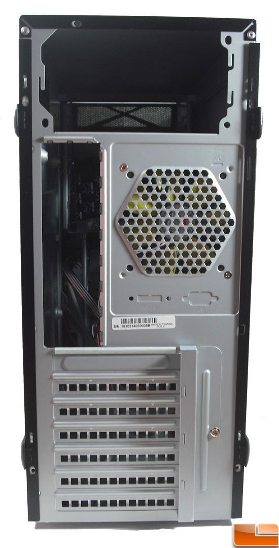 InWin Griffin Case Rear
