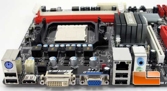 Biostar TA890GXB HD Micro-ATX Motherboard Review - Page 3 of