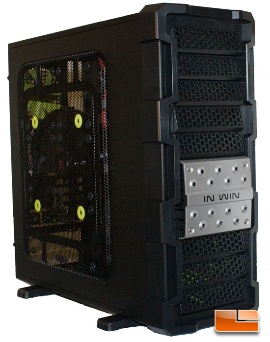 In-Win Ironclad Full Tower PC Case