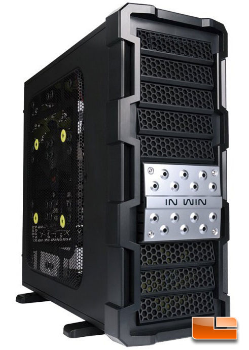 In-Win Ironclad Full Tower Case
