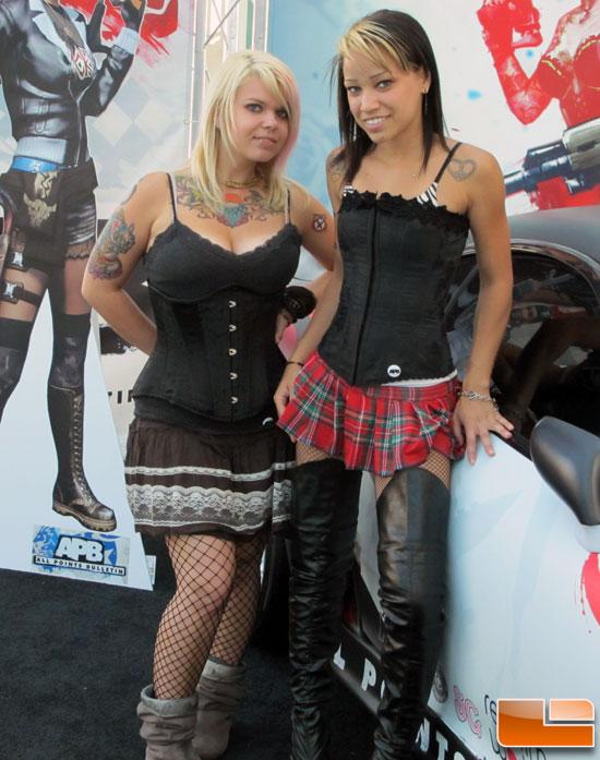 E3 2011 : Booth Babes  E3_booth_babes_18
