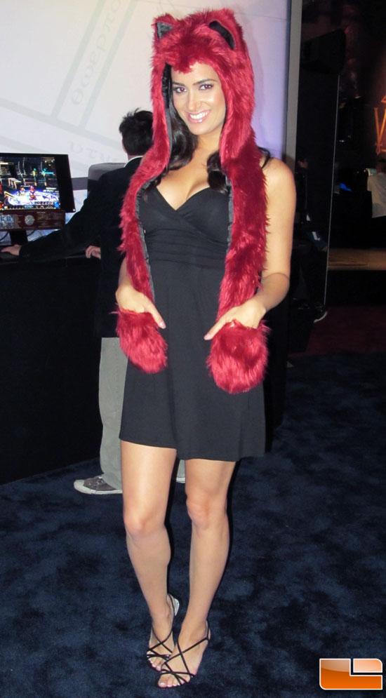 E3 2011 : Booth Babes  E3_booth_babes_23