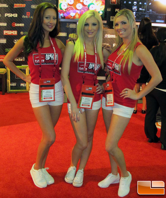 E3 2011 : Booth Babes  E3_booth_babes_26