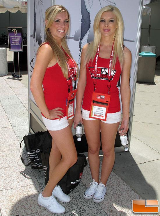 E3 2011 : Booth Babes  E3_booth_babes_29