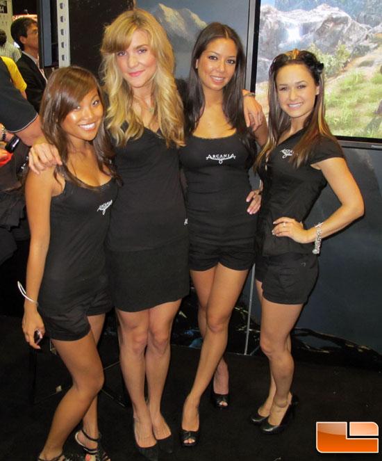 E3 2011 : Booth Babes  E3_booth_babes_3