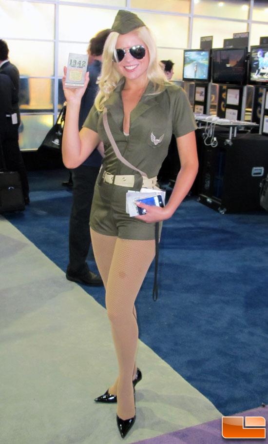 E3 2011 : Booth Babes  E3_booth_babes_5