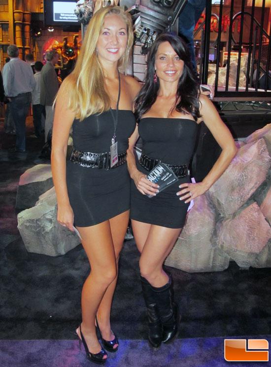 E3 2011 : Booth Babes  E3_booth_babes_9