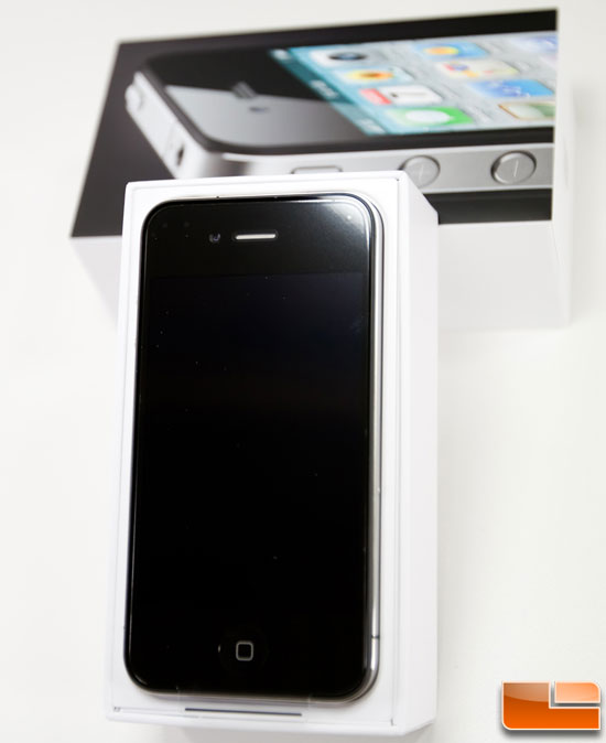 apple iphone 4 boxed. Apple iPhone 4 32GB