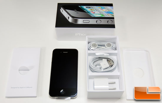 Here Are All The IPhone 4 Box