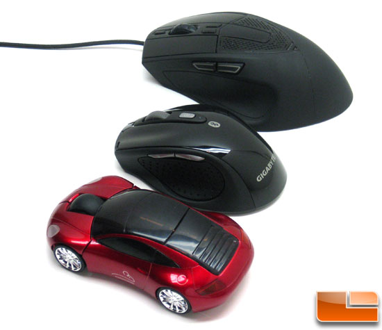 Motormouse 2.4Ghz Wireless 