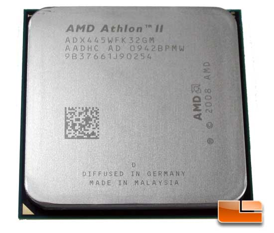 AMD Athlon II X3 445 Performance Review