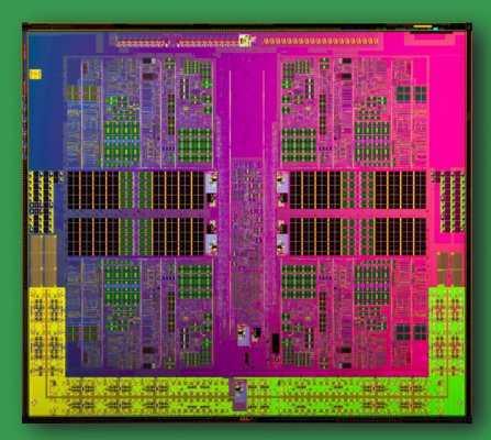 AMD Propus Die
