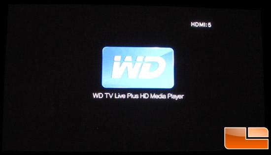 how to setup netflix on wd tv live
