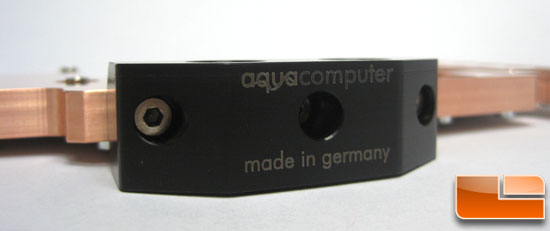 Aqua Computer auquagraFX for NVIDIA GeForce GTX 480 Video Card