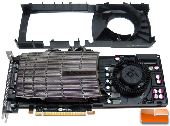 NVIDIA GeForce GTX 480 Video Card