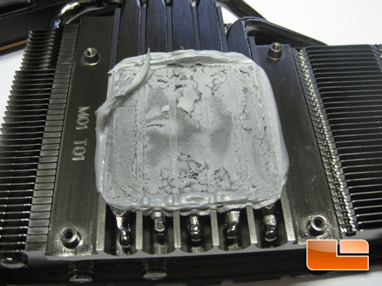 NVIDIA GeForce GTX 480 stock cooler